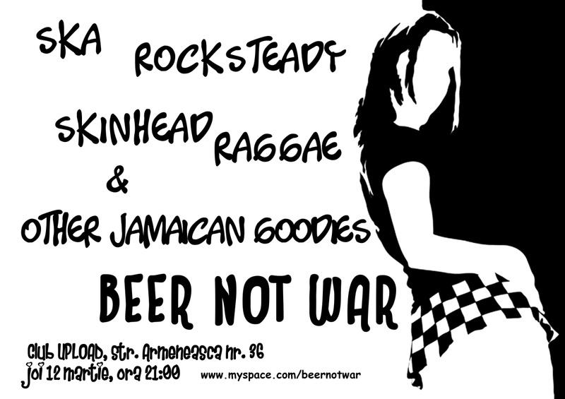Beer Not War