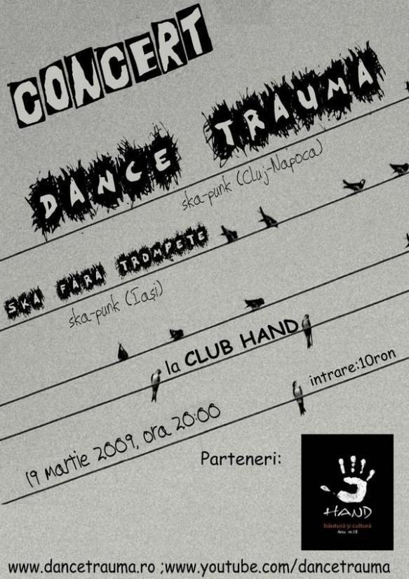 Dance Trauma & Ska Fara Trompete
