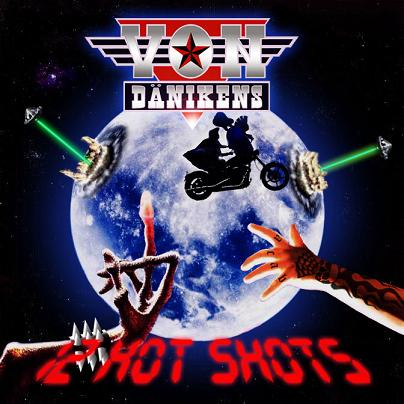 Von danikens 12 hot shots-album cover