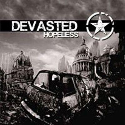 devasted