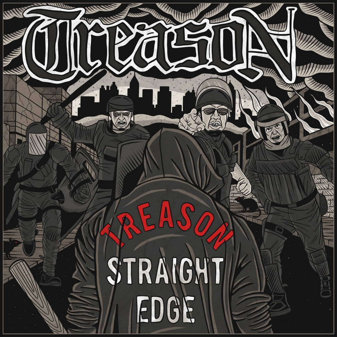 Treason -True Believers- cover high res